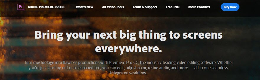avid video editing software free download full version for windows 10