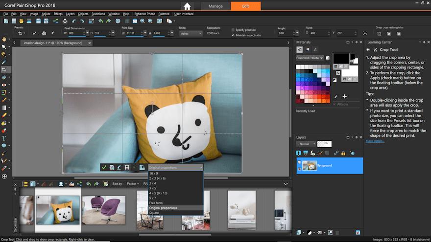 PaintShop Pro – A Low-Cost Alternative to Photoshop