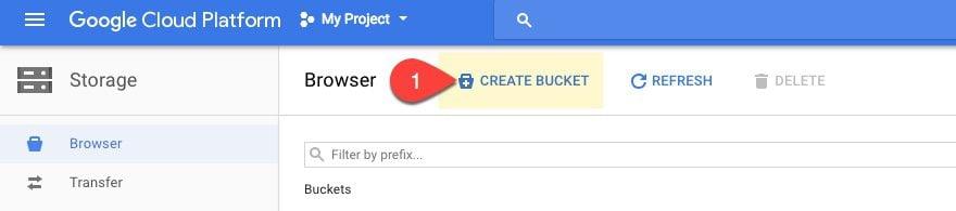 click bucket