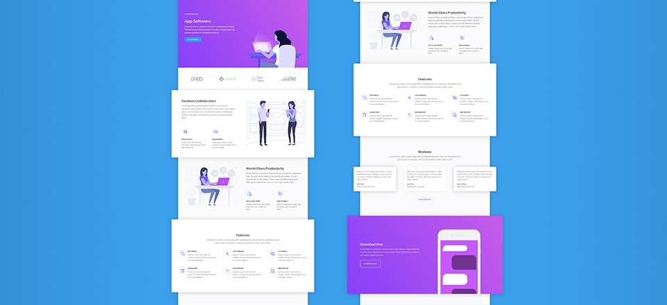 How to Create Pop Out Sections with Divi's Boxed Layout