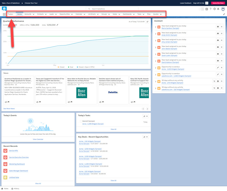 Salesforce CRM: A Detailed Overview   Elegant Themes Blog