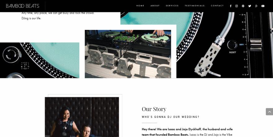 23 Divi Websites that Have Unique Page Layouts | Elegant Themes Blog