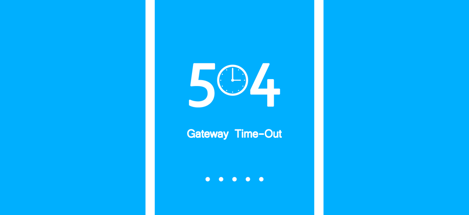 How to Fix the 504 Gateway Timeout Error in WordPress | Elegant
