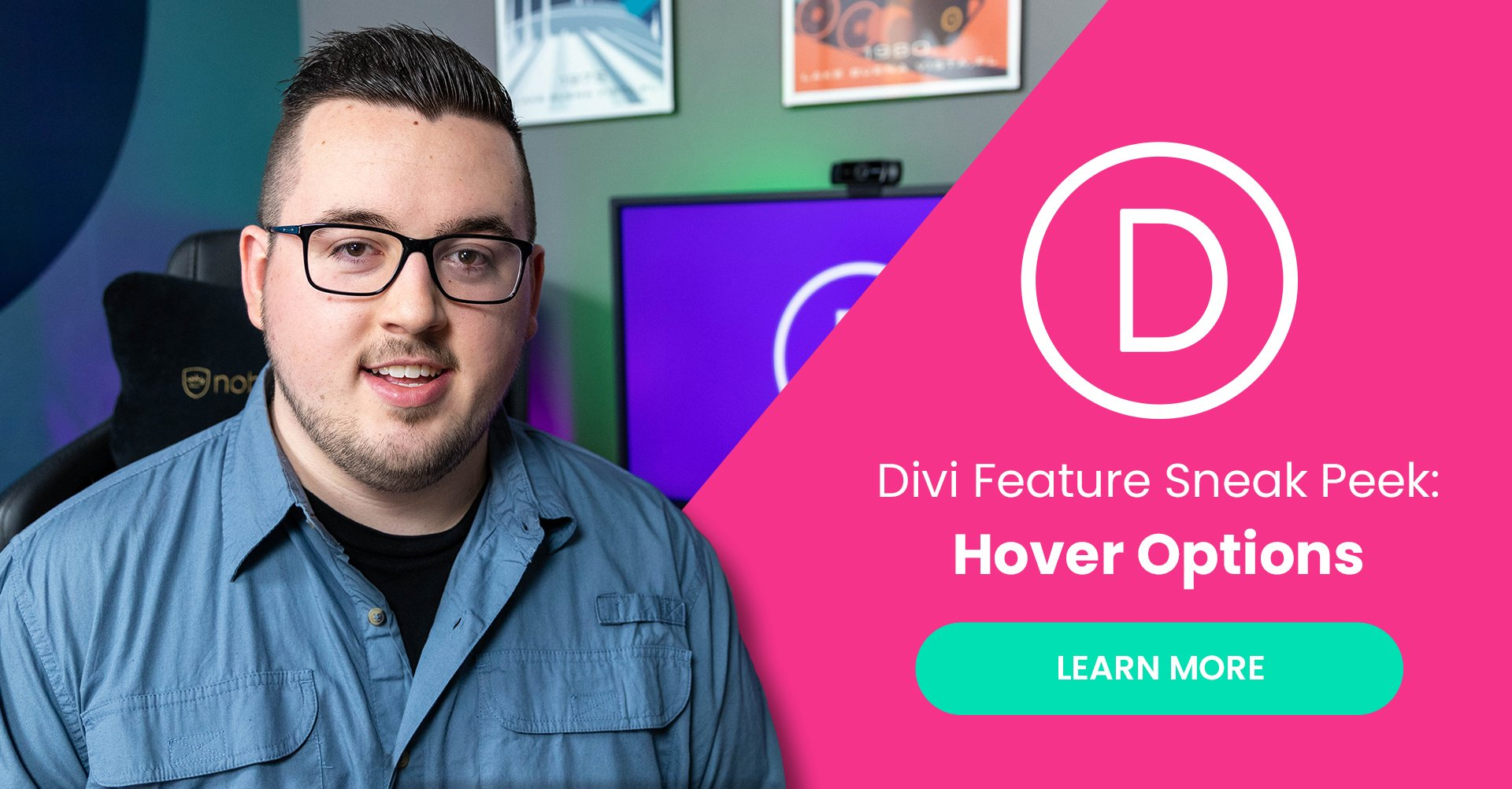 Divi Feature Sneak Peek: Hover Options
