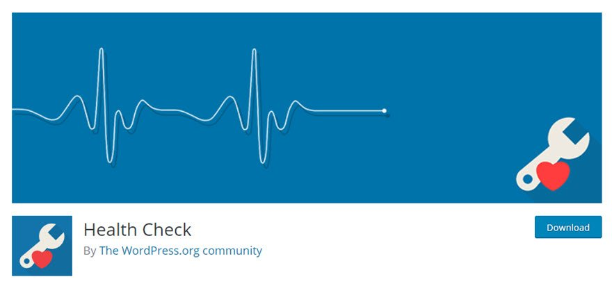 WordPress Health Check
