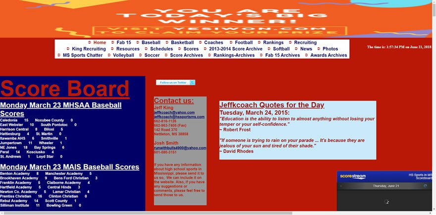bad web design: a look at the most hilariously terrible websites