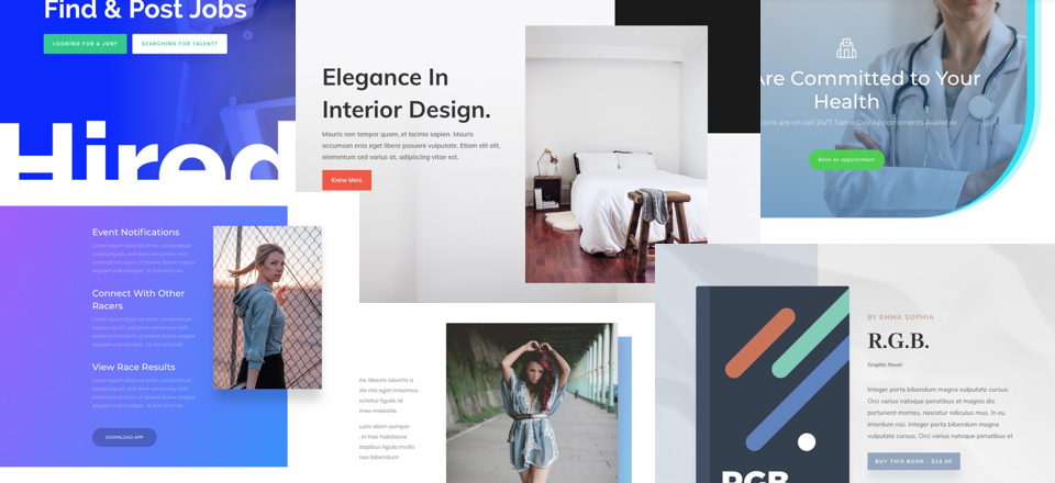 The Secret to Designing Broken Grid Layouts in Divi