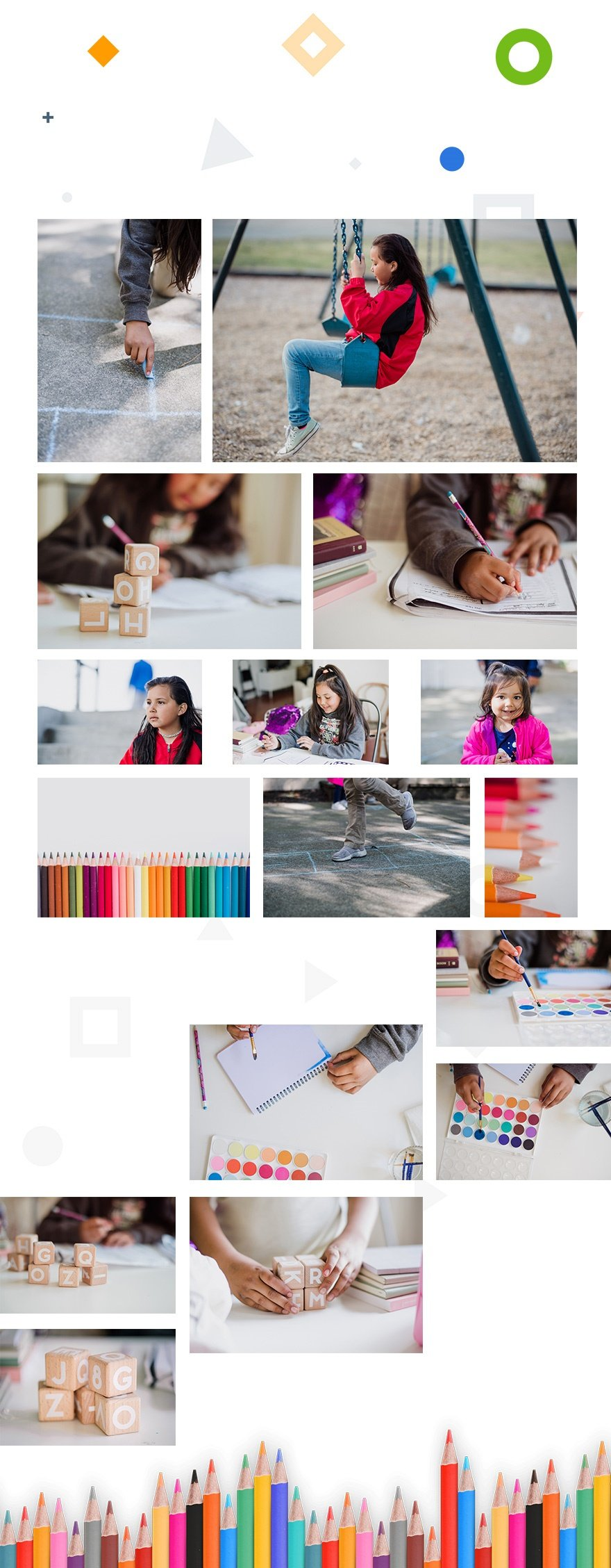 Get a free playful elementary school layout pack for divi elegant themes blog - Api key divi ...