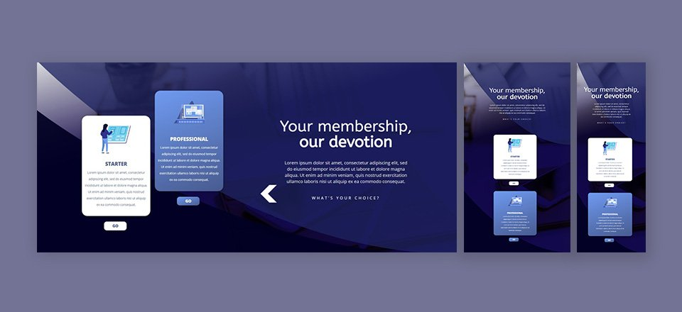 How to Creatively Highlight Your Membership Deals with Divi