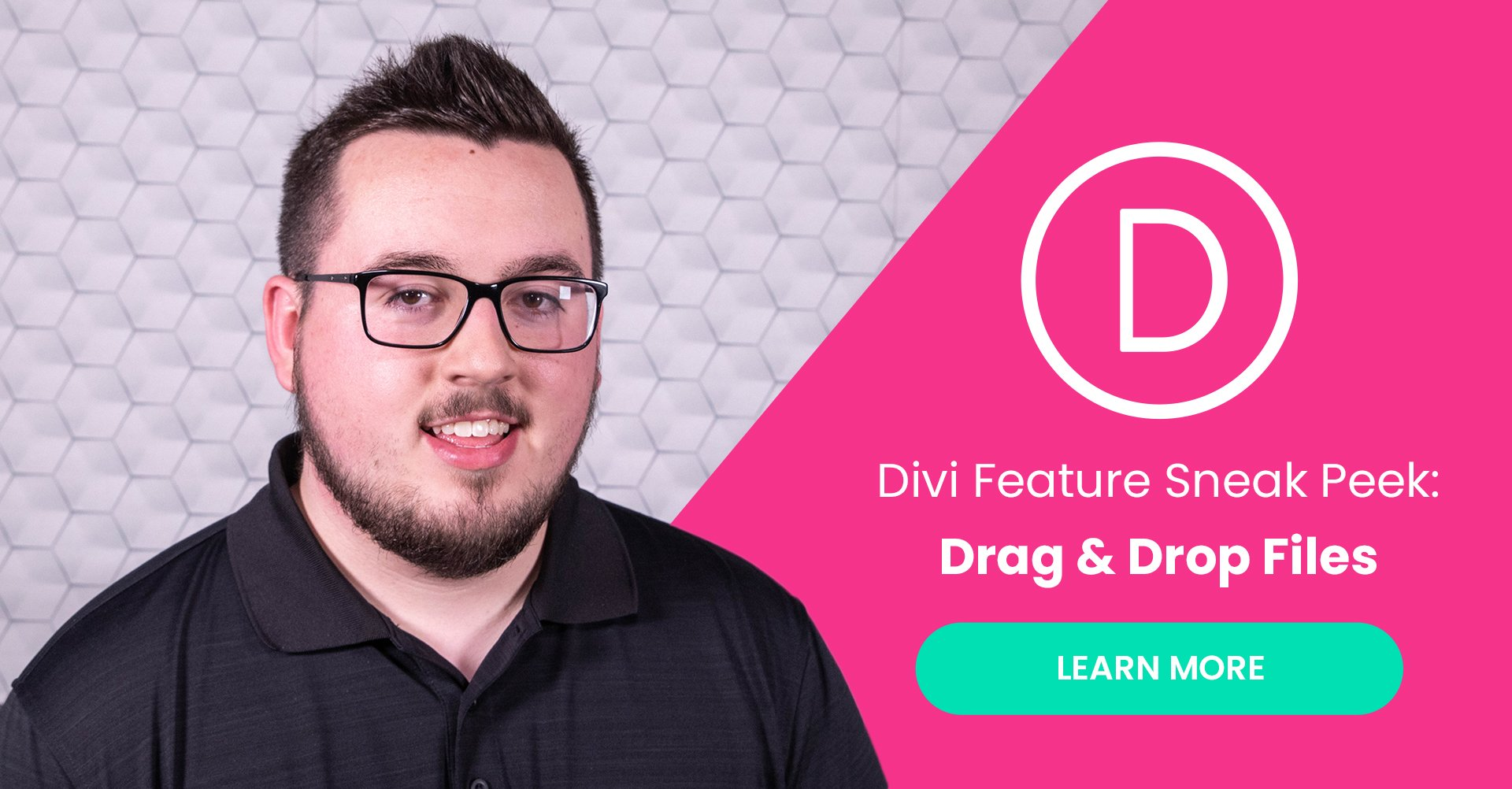 Divi Feature Sneak Peek: Drag & Drop Files