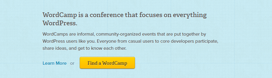 WordSesh: A Virtual Alternative to WordCamps