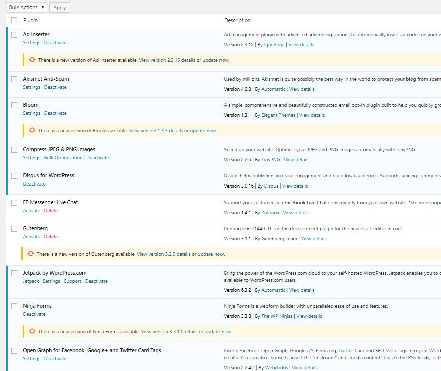 7 Mistakes Beginner WordPress Users Make | Elegant Themes Blog