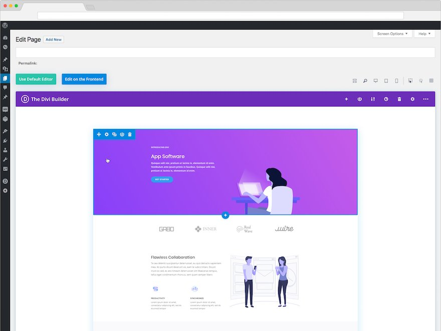divi feature sneak peek