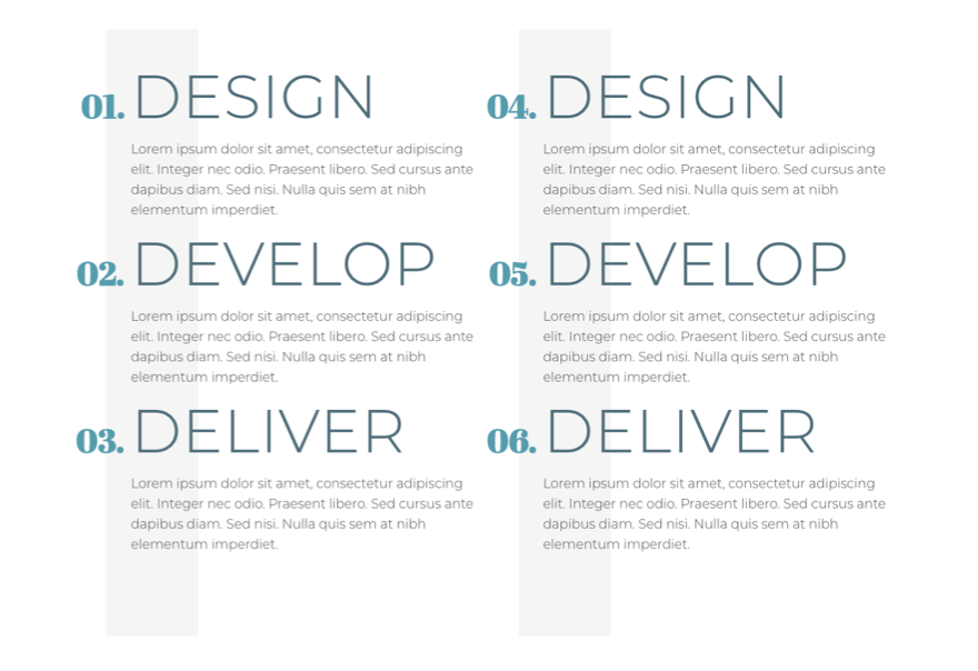 divi list designs
