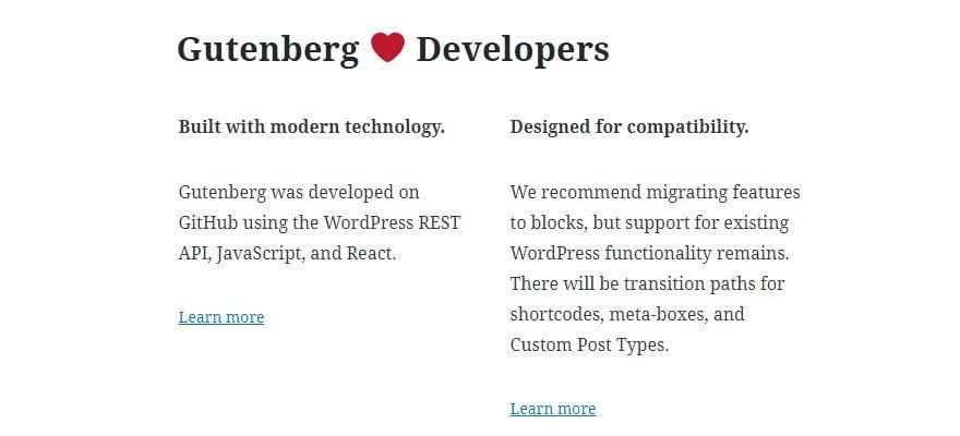 8 Gutenberg Tutorials for Developers