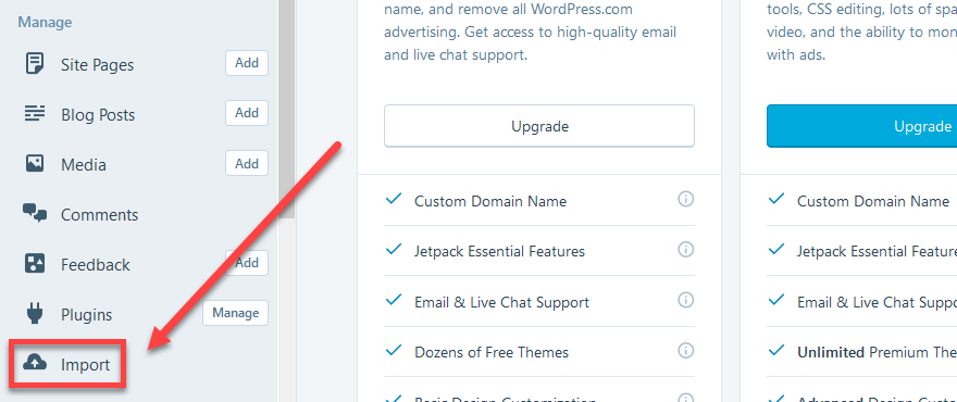Migrate from Medium to WordPress