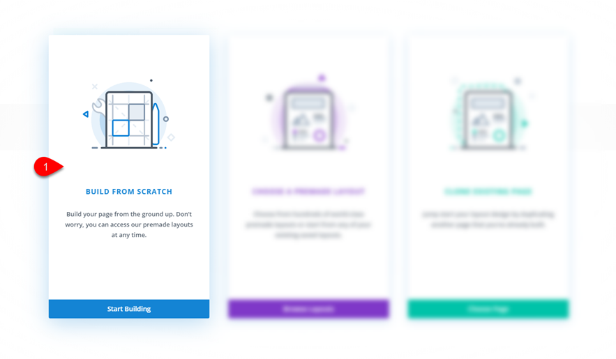 divi feature section