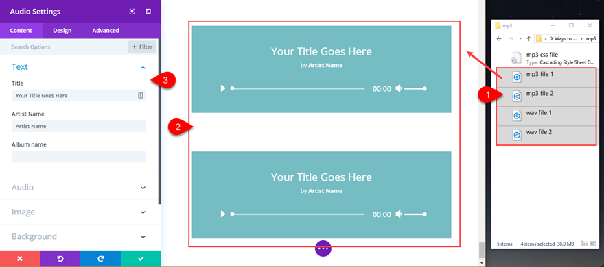 6 Ways You Can Use Divi's Drag & Drop File Upload Feature to