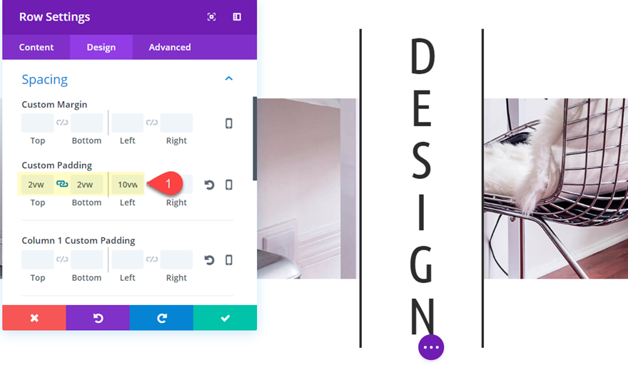 divi heading designs