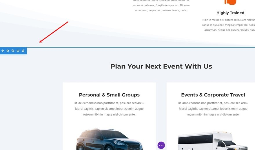 How to add motion to your section dividers with divi 360brad - Divi section divider styles ...