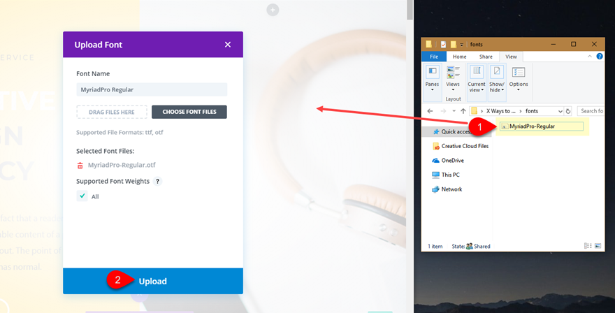 6 Ways You Can Use Divi's Drag & Drop File Upload Feature to Boost