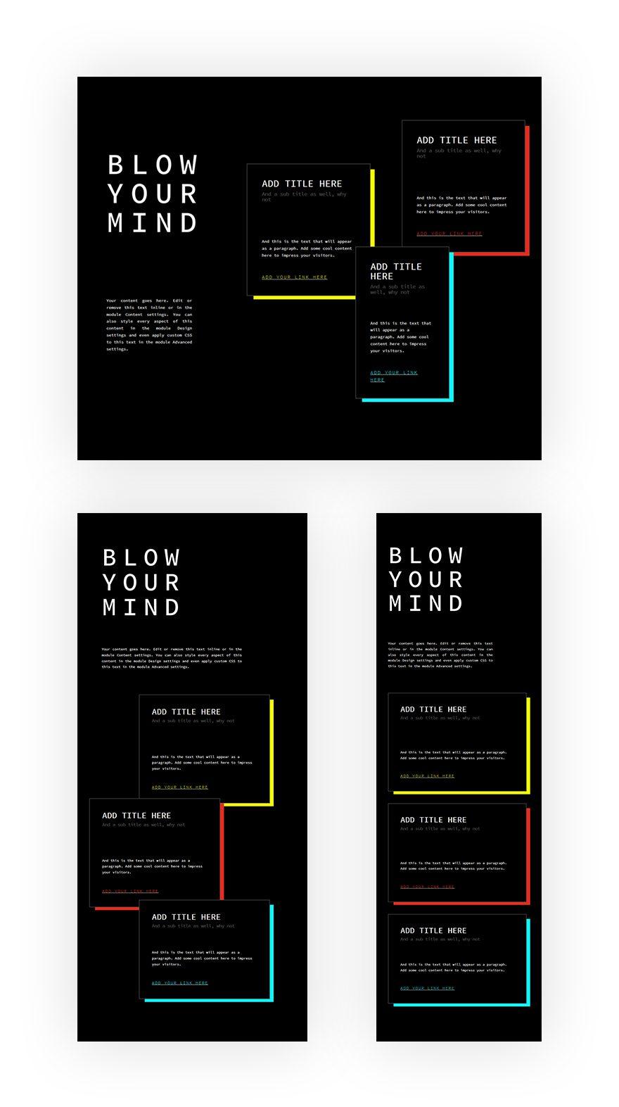 block elements