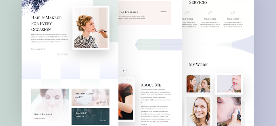 How to Use Divi's New Column Structures to Create Stunning Section Transitions