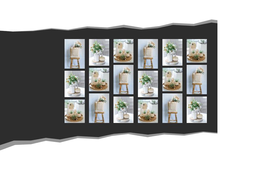 divi frame designs
