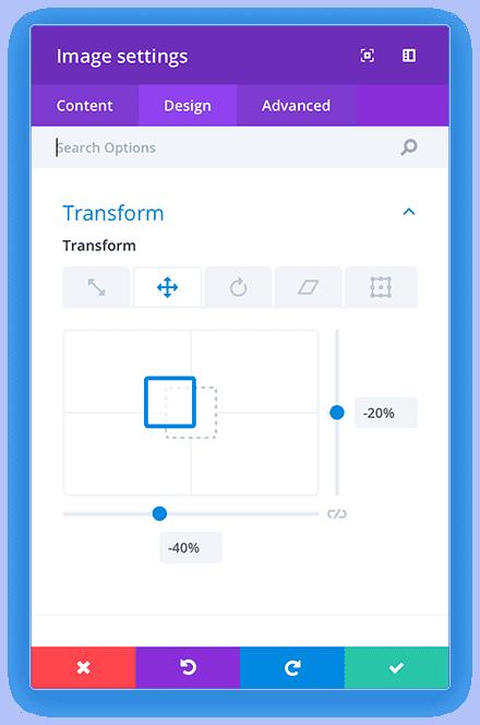 Divi Feature Sneak Peek: Transform Options | Elegant Themes Blog