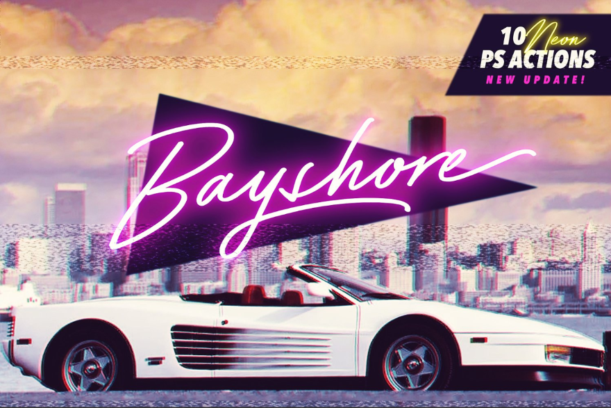 25 Rad 80s Fonts for Totally Righteous Websites | Elegant Themes Blog