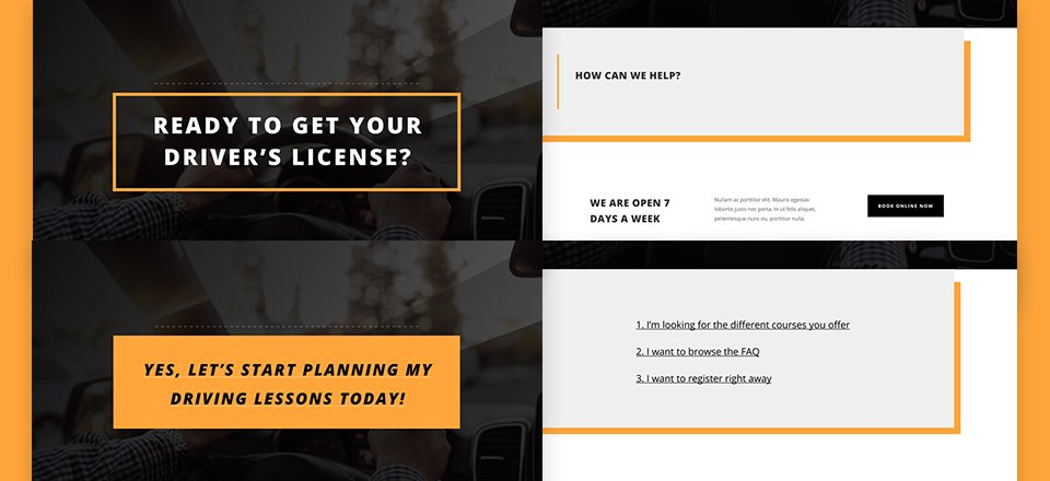 Creating Animated Titles Using Divi's Hover Options