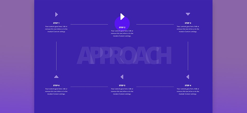 """Creating an """"Our Process"""" Section with Divi's New Column Structures"""