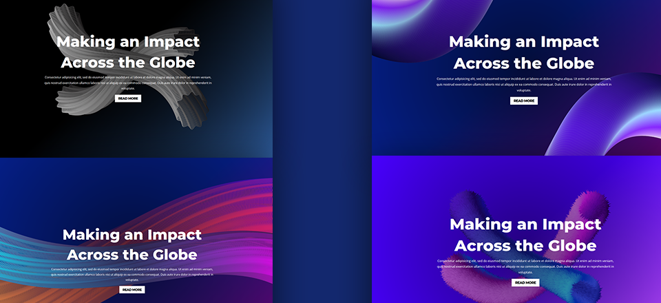 Download 10 FREE Fluid Section Background Images for Divi