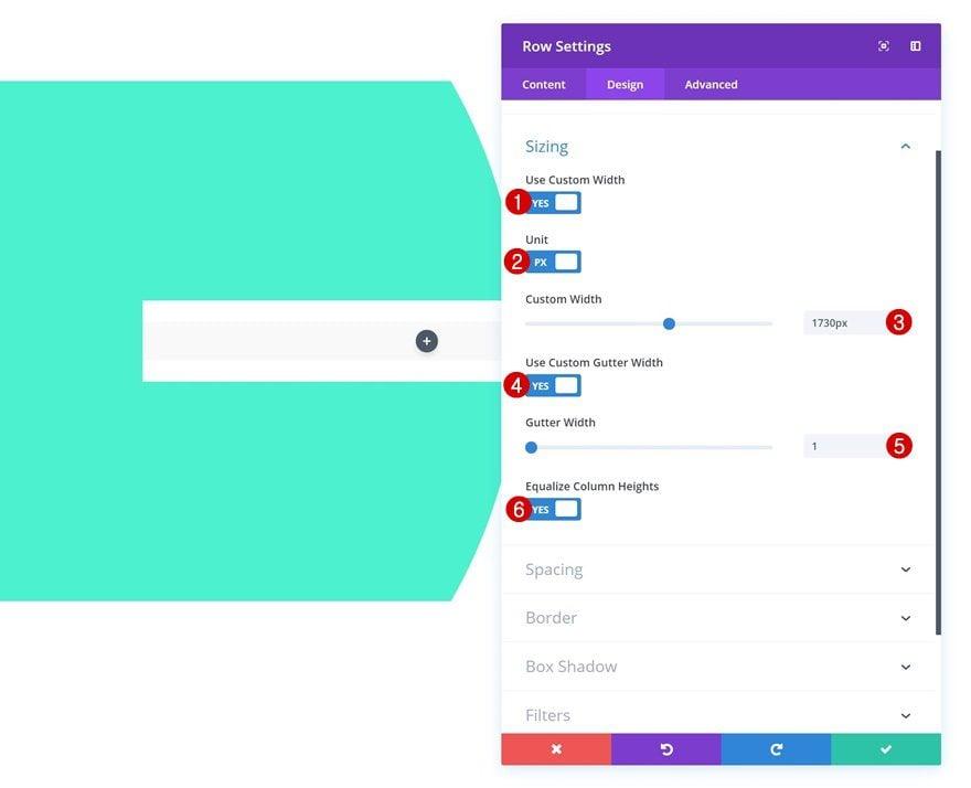 divi contact form module designs