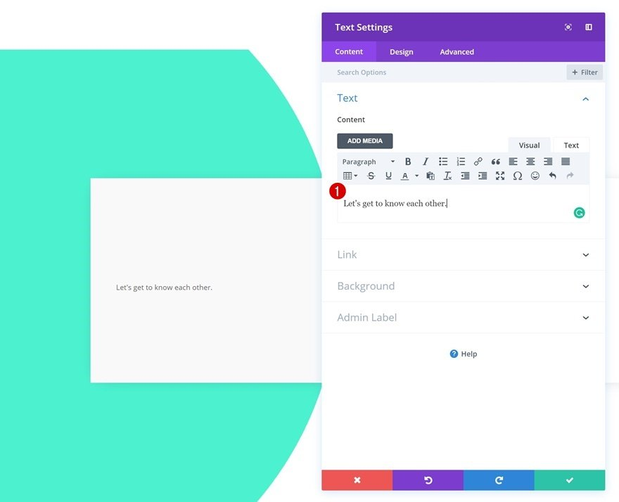 divi contact form module designs