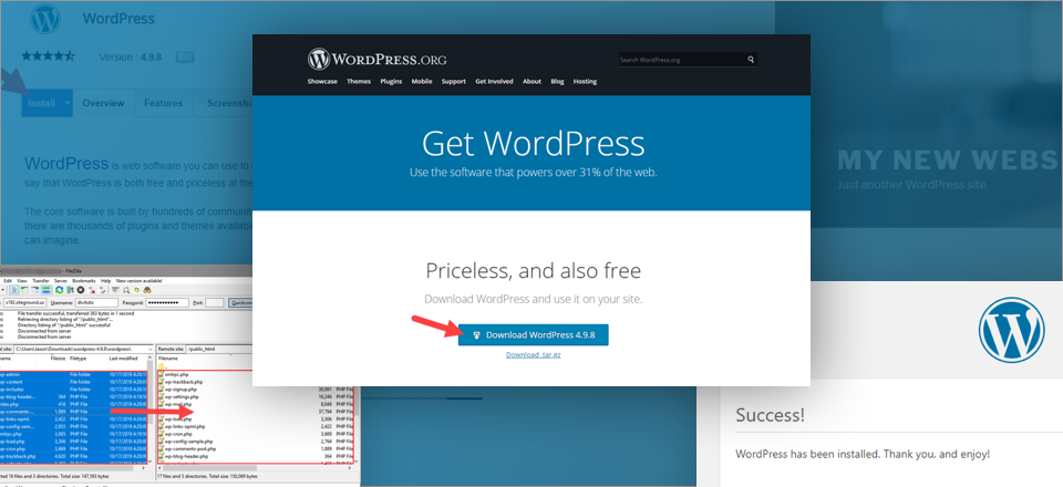 How to Install WordPress: The Definitive Guide | Elegant Themes Blog