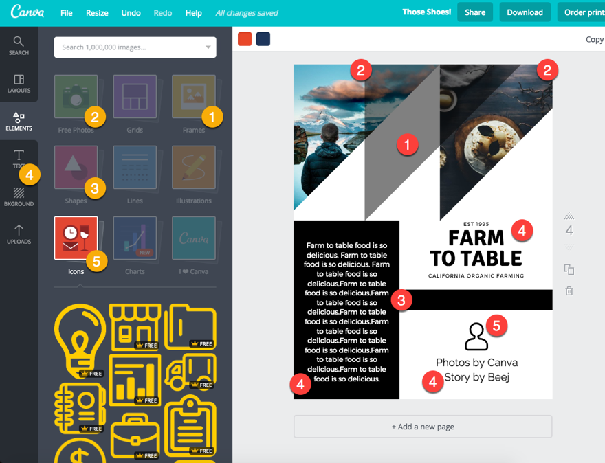 How to Create a Digital Magazine in Canva for Your Blog (And Why You