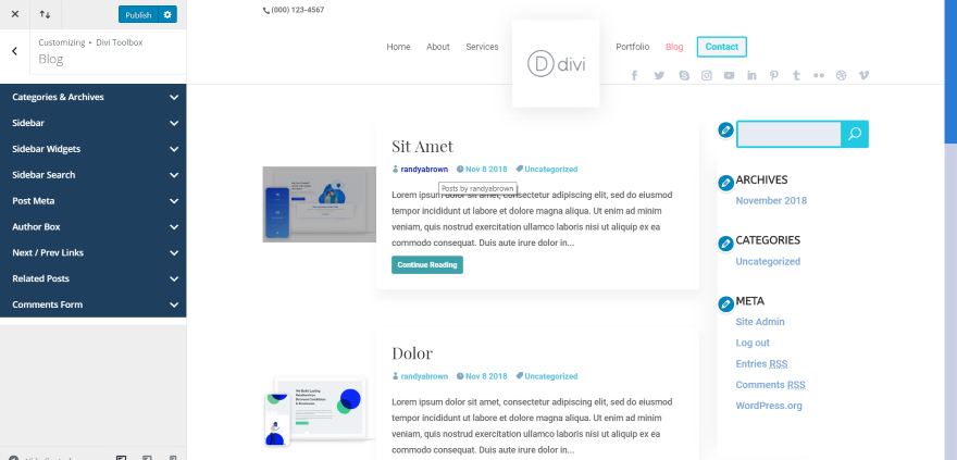 Divi Plugin Highlight: Divi Toolbox | 360Brad