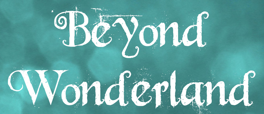 The Beyond Wonderland font.