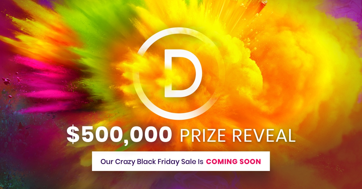 Revealing $500,000 In Free Black Friday Prizes!