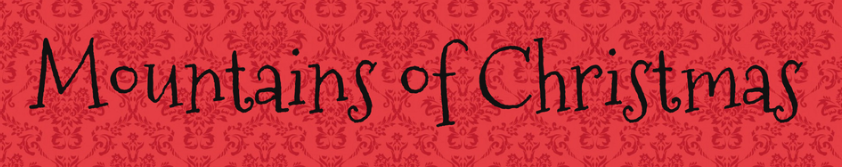 The Mountains of Christmas font.