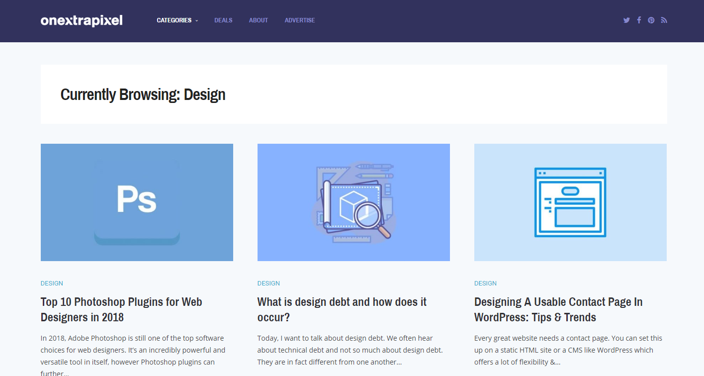Best Web Design Blog