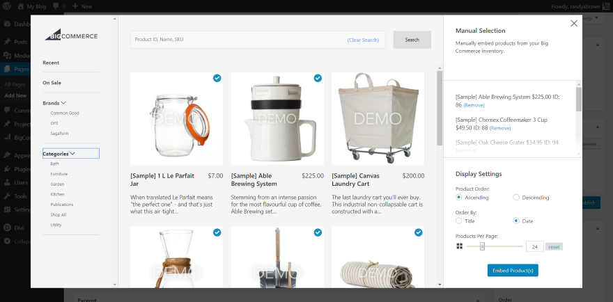 BigCommerce for WordPress: An In-Depth Overview and Review