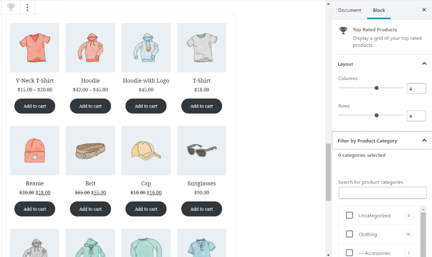 An Overview of the New WooCommerce Blocks Plugin | Elegant