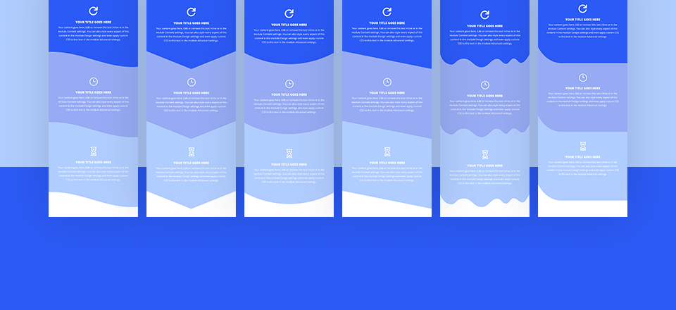 Download & Use 6 FREE Module Dividers for Divi
