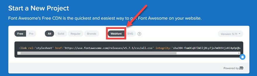 How to Use Font Awesome On Your WordPress Website | Elegant