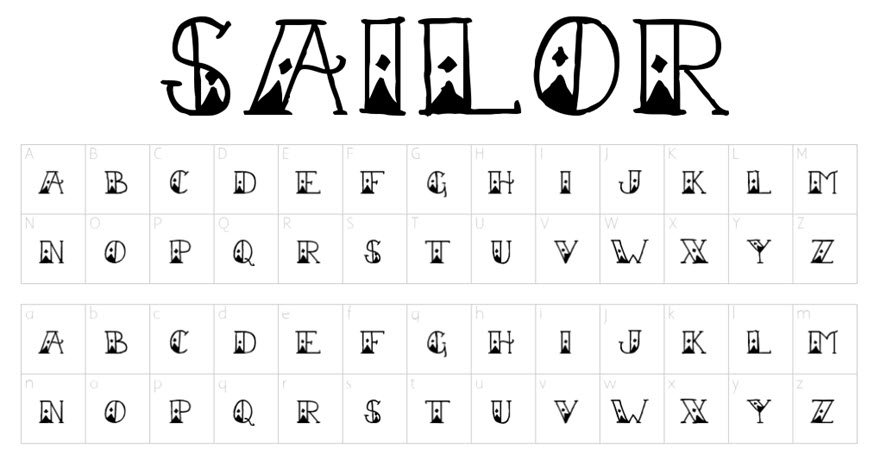 Tattoo Fonts: 21 Tattoo Fonts And Scripts To Ink Into Your Website