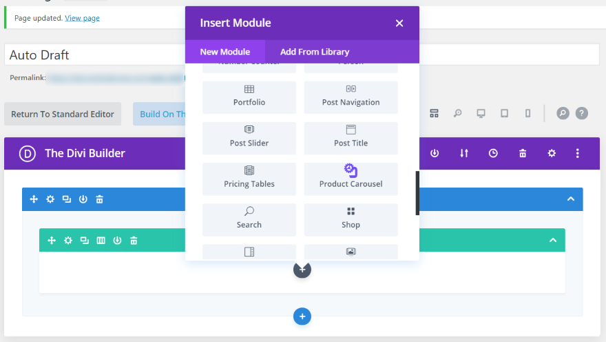 Divi Plugin Highlight: Divi Product Carousel Module