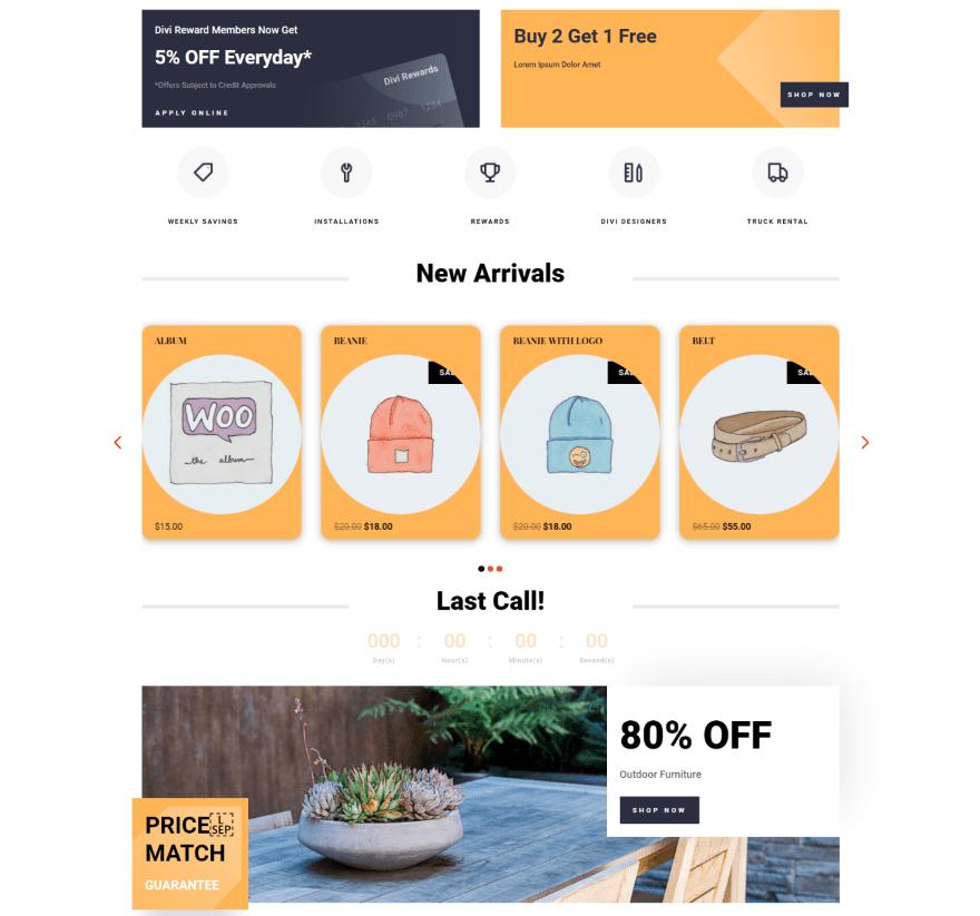 Divi Plugin Highlight: Divi Product Carousel Module | Elegant Themes
