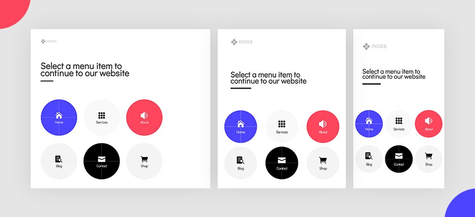 How to Create a Responsive Icon Navigation Homepage with Divi